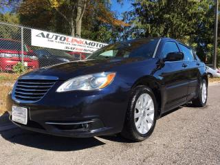 Used 2012 Chrysler 200 Touring for sale in Scarborough, ON