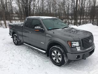 Used 2012 Ford F-150 FX4 for sale in Perth, ON
