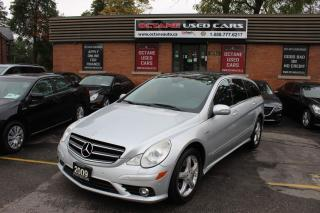 Used 2009 Mercedes-Benz R-Class 320 BlueTEC for sale in Scarborough, ON