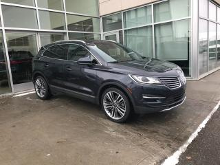 Used 2015 Lincoln MKC NAV/HEATED AND COOLED SEATS/BLIND SPOT/HEATED WHEEL for sale in Edmonton, AB