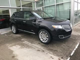 Used 2014 Lincoln MKX NAV/HEATED AND COOLED SEATS/BACK UP CAMERA/BLIND SPOT for sale in Edmonton, AB
