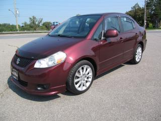 Used 2008 Suzuki SX4 Auto Sport for sale in Newmarket, ON
