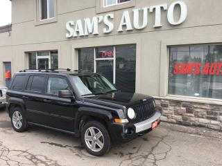 Used 2007 Jeep Patriot LIMITED for sale in Hamilton, ON