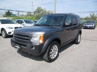 Used 2005 Land Rover LR3 SE , 7 PASSENGER for sale in Newmarket, ON