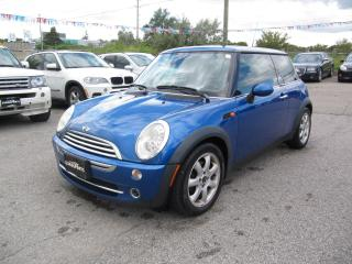 Used 2006 MINI Cooper Classic for sale in Newmarket, ON
