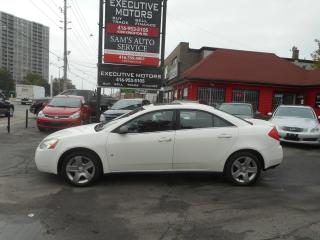Used 2008 Pontiac G6 CLEAN! for sale in Scarborough, ON