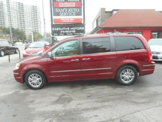 Used 2010 Chrysler Town & Country LIMITED FULLY LOADED MINT MINT MINT!! for sale in Scarborough, ON