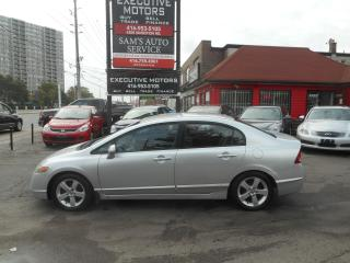 Used 2006 Honda Civic LX 5 SPD for sale in Scarborough, ON