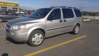 Used 2007 Chevrolet Uplander LS for sale in Kanata, ON