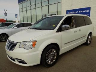 Used 2011 Chrysler Town & Country Limited  for sale in Edmonton, AB