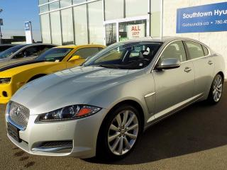 Used 2013 Jaguar XF 3.0L for sale in Edmonton, AB
