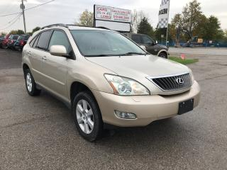Used 2008 Lexus RX 350 for sale in Komoka, ON