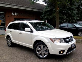 Used 2013 Dodge Journey R/T for sale in Concord, ON