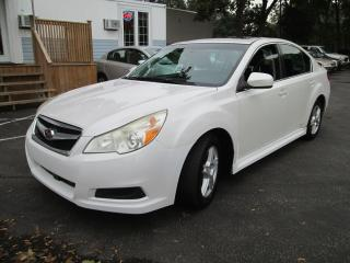 Used 2011 Subaru Legacy 2.5i w/Limited Pkg for sale in Scarborough, ON