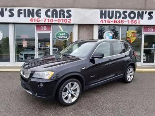 Used 2014 BMW X3 xDrive35i for sale in North York, ON