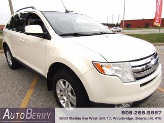 Used 2008 Ford Edge SEL - AWD - 3.5L for sale in Woodbridge, ON