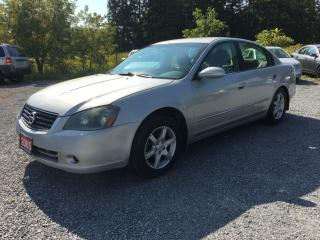 Used 2005 Nissan Altima S for sale in Gormley, ON