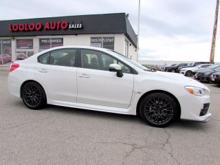 Used 2016 Subaru WRX STI SPORT CAMERA BLUETOOTH CERTIFIED for sale in Milton, ON