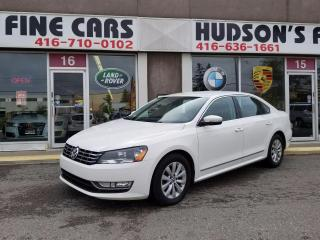 Used 2014 Volkswagen Passat Trendline for sale in North York, ON