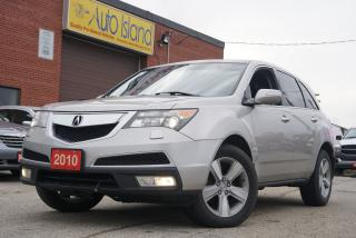 Used 2010 Acura MDX AWD,Rear Camera for sale in North York, ON