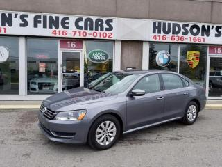 Used 2012 Volkswagen Passat 2.5L Auto Trendline + for sale in North York, ON