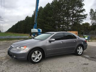 Used 2005 Acura RL for sale in Scarborough, ON