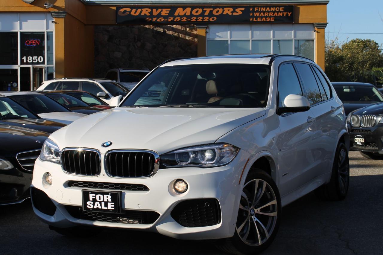 2015 BMW X5 xDrive35i *M-SPORT PKG/NAVI/360CAM/PANO/HEADS UP*