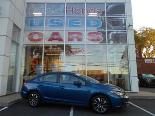 Used 2015 Honda Civic EX AUTO HEATED SEATS AND POWER SUNROOF for sale in Halifax, NS