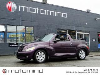 Used 2005 Chrysler PT Cruiser TOURING for sale in Coquitlam, BC