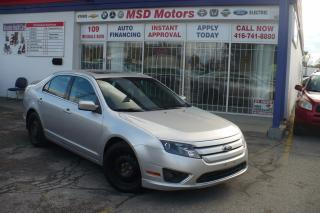 Used 2012 Ford Fusion SE for sale in Etobicoke, ON