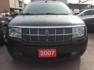 Used 2007 Lincoln MKX for sale in Scarborough, ON