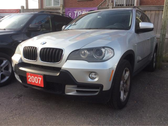 2007 BMW X5 3.0si/Bluetooth/Leather/Sunroof/Heated Seats