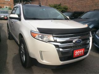 Used 2011 Ford Edge SEL for sale in Scarborough, ON