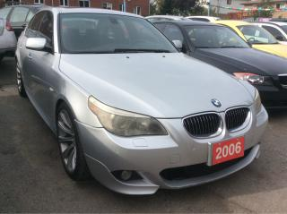 Used 2006 BMW 5 Series 550i for sale in Scarborough, ON