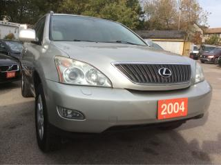 Used 2004 Lexus RX 330 for sale in Scarborough, ON