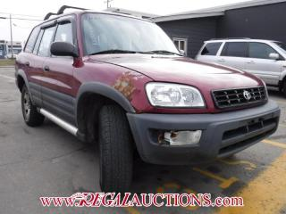 Used 1998 Toyota RAV4  4D HARDTOP FWD for sale in Calgary, AB