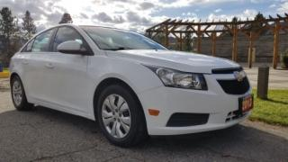 Used 2013 Chevrolet Cruze 1LT Auto for sale in West Kelowna, BC