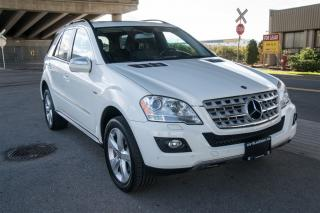 Used 2009 Mercedes-Benz ML-Class ML320 Turbo Diesel SUV! Langley Location.. for sale in Langley, BC