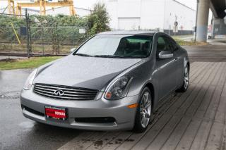 Used 2005 Infiniti G35 Fun Sports Coupe, Langley for sale in Langley, BC