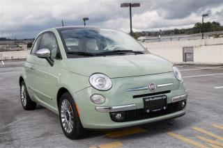 Used 2012 Fiat 500 Lounge for sale in Langley, BC