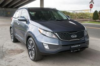 Used 2011 Kia Sportage SX for sale in Langley, BC