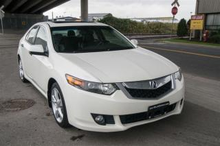 Used 2009 Acura TSX 20027 FRASER HWY IN LANGLEY for sale in Langley, BC