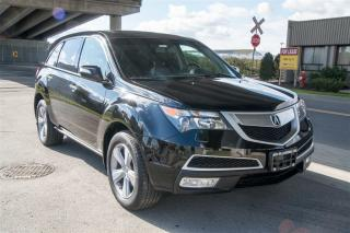 Used 2012 Acura MDX SH-AWD 20027 FRASER HWY IN LANGLEY for sale in Langley, BC