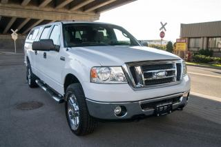 Used 2008 Ford F-150 XLT for sale in Langley, BC