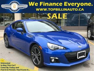 Used 2015 Subaru BRZ Sport-tech Limited with Navigation for sale in Concord, ON