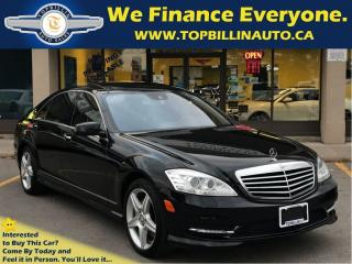 Used 2011 Mercedes-Benz S-Class S550 4MATIC for sale in Concord, ON