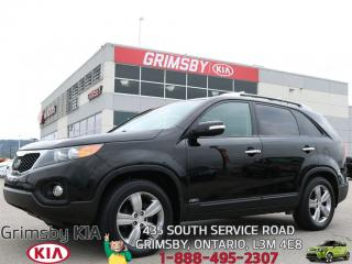 Used 2013 Kia Sorento EX V6...UNBELIEVABLE SMOOTH POWER!!! for sale in Grimsby, ON