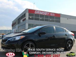 Used 2014 Kia Forte 1.8L LX...DRIVES AS GOOD AS IT LOOKS!!! for sale in Grimsby, ON