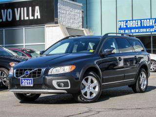 Used 2011 Volvo XC70 3.2 AWD Level 2 for sale in Thornhill, ON