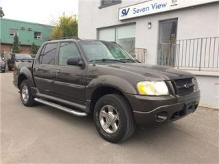 Used 2005 Ford Explorer Sport Trac Adrenalin AS IS, Sunroof, Side Rails for sale in Concord, ON